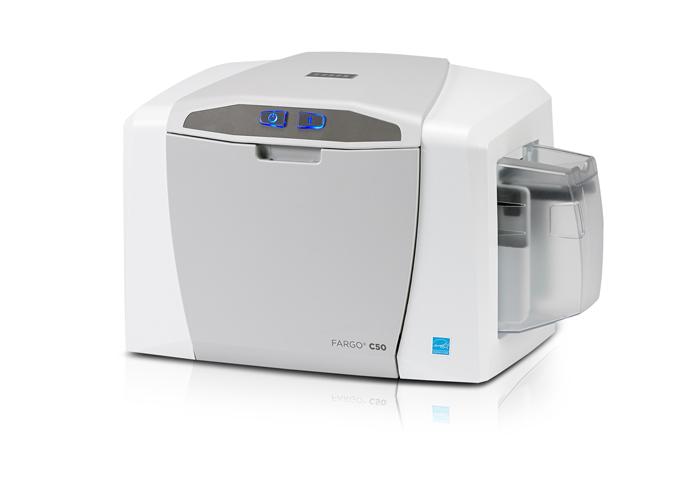 Impresora de tarjetas FARGO C50