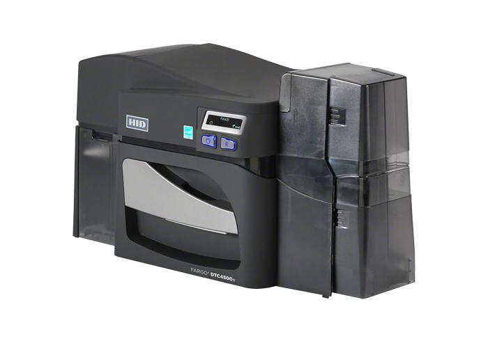Impresora y codificadora de tarjetas fargo DTC4500e