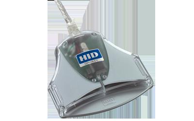 Lector de DNI y tarjetas Smartcard Omnikey 3021 USB