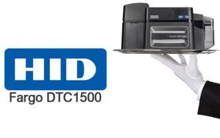 fargo hid dtc1500 impresora