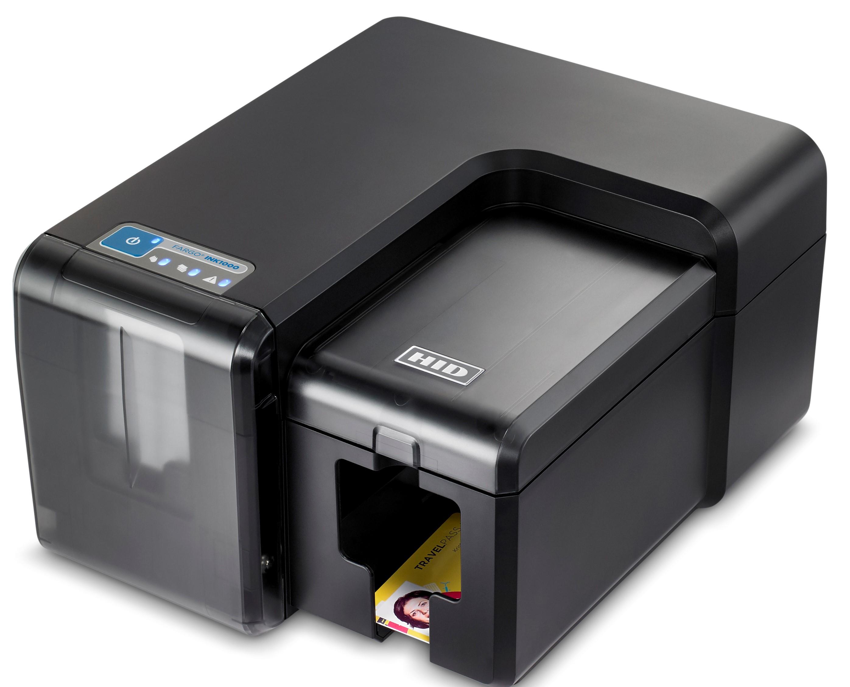 Impresora Fargo INK1000